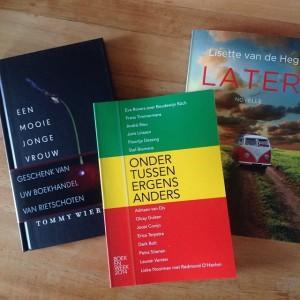 3 x cadeau in de boekenweek