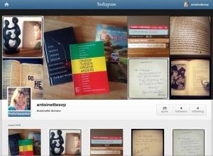 Instagram account Antoinette