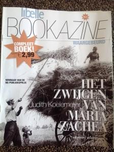 bookazine 2 (2014) Het zwijgen van Maria Zachea