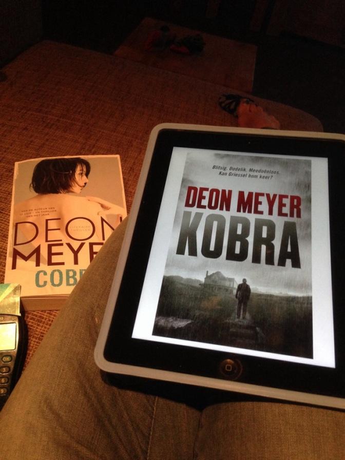 Een lekkerleesboek: Cobra of Kobra