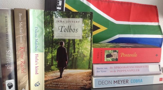 Afrikaanse romans in het Nederlands