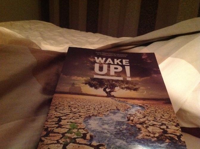 voors & tegens Wake Up!