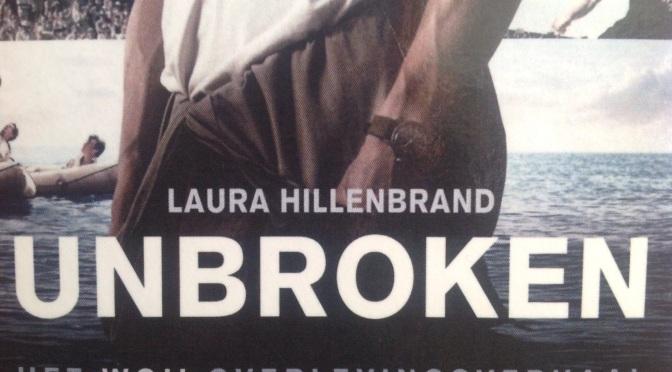 Unbroken: het boek