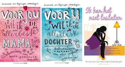 boeken van Annemarie van Heijningen