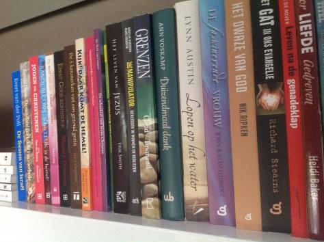 Mijn aankopen christelijke non-fictie