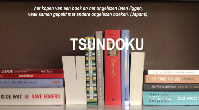 Tsundoku of #NTL