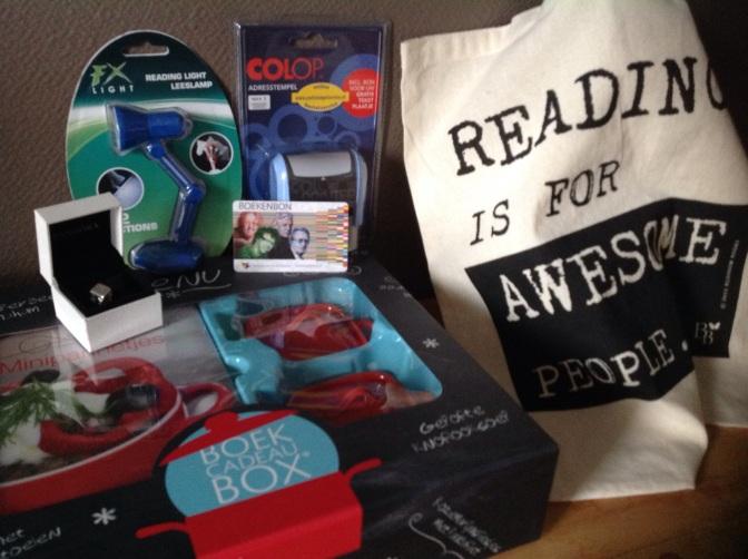 7 cadeau's voor een boekenfan