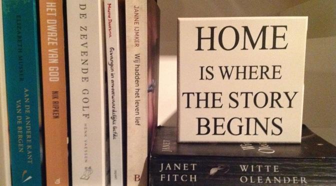 Boekencommentaar april 2015 in één woord actueel
