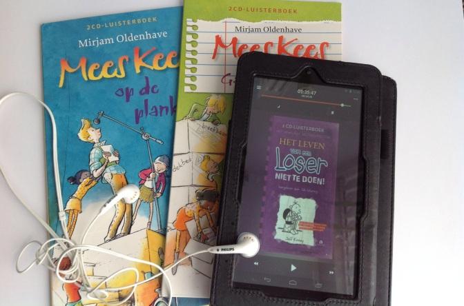 De week van het luisterboek