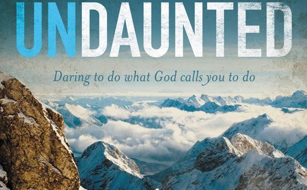Undaunted, de uitdaging van Christine Caine