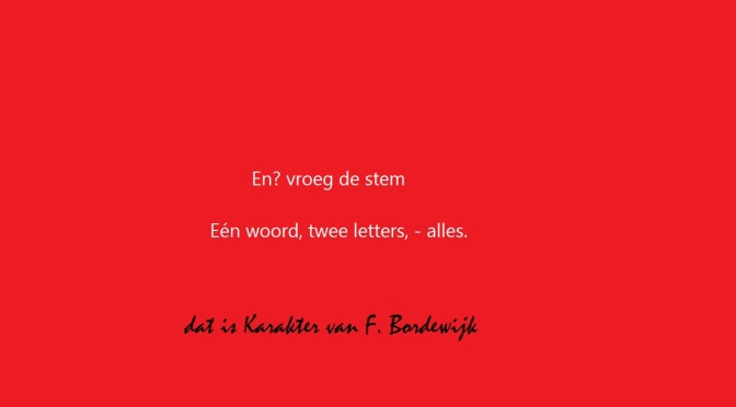 Uitgelezen Rotterdams: Karakter