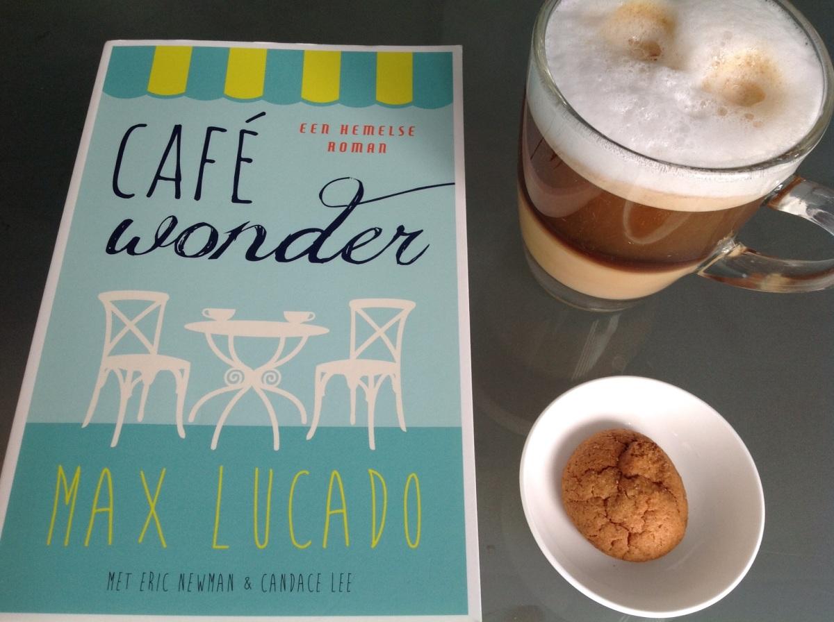 Café Wonder - Max Lucado