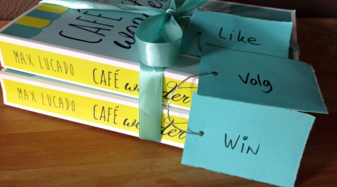 Give away – Café Wonder