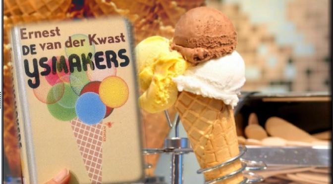 De IJsmakers, een roman om van te genieten
