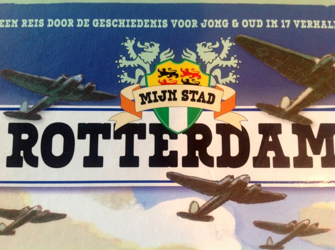 Mijn stad…Rotterdam