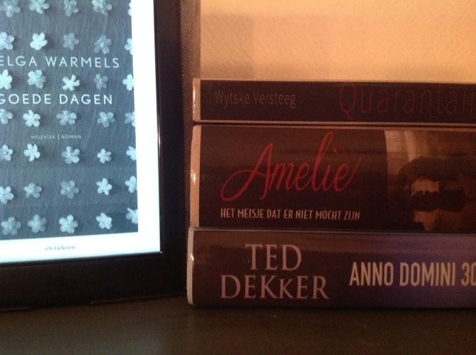 5 Boeken die ik dit jaar nog wil lezen