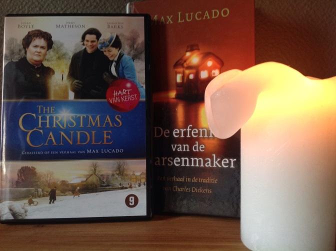 Wonder nodig deze kerst? The Christmas Candle