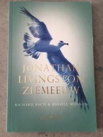 cover Jonathan Livingstone Zeemeeuw
