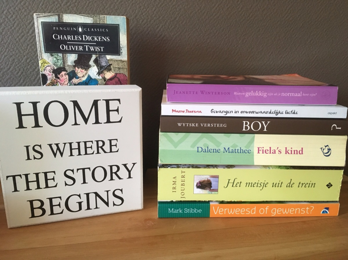 Waarom lees ik adoptieboeken?