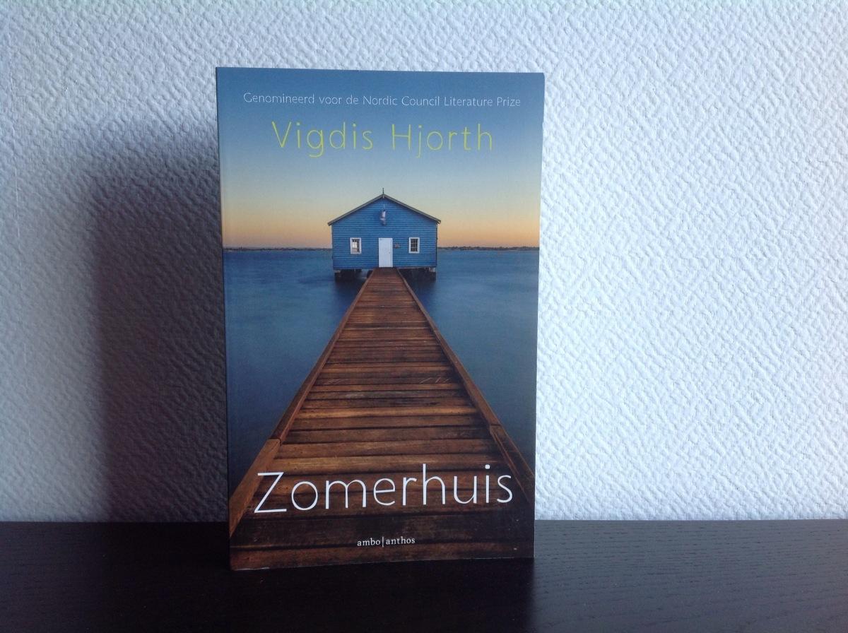 Zomerhuis - Vigdis Hjorth