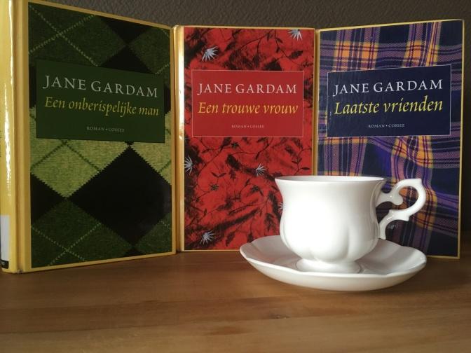 Drie boeken van Jane Gardam