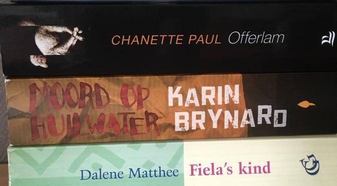 Vijf favoriete romans uit het Afrikaans